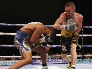 Barnsley boxer Josh Wale
